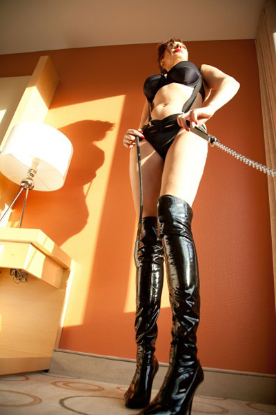 Session with Domina in Berlin